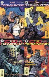 TERMINATOR (1998 DH) 1-4  Grant & Pugh  COMPLETE!