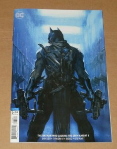 The Batman Who Laughs The Grim Knight #1 Variant Cover NM+/NM/MT 9.6~9.8 DC 2019