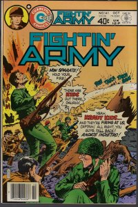 Fightin' Army #141 (Charlton, 1978) NM