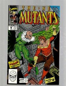 New Mutants # 86 NM Marvel Comic Book X-Men Wolverine Legion Warlock SM19