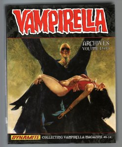 Vampirella Archives-Volume 2-#8-14-San Julian-Larry Herdon-Hardcover
