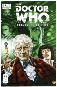 DOCTOR WHO Prisoners of Time #3, VF, Retailer Variant, 2013, IDW, more in store