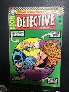 Detective Comics #352 (1966) Affordable grade Elongated Man key! VG+ Wow