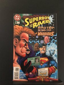 Superboy and the Ravers #8 (1997)