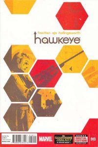 Hawkeye (2012 series) #19, NM + (Stock photo)