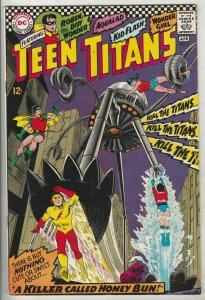 Teen Titans, The # 8 Strict VF/NM High-Grade 1st Honey Bun Artist Nick Cardy