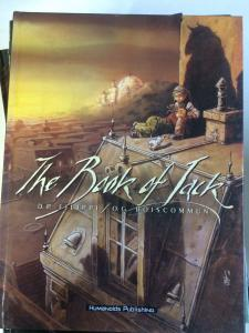 THE BOOK OF JACK by Filippi  & Boiscommun (2000 Hardcover) Humanoids HC