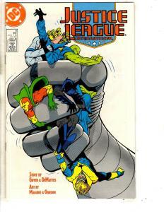 10 Justice League America DC Comic Books # 11 12 13 16 17 18 19 20 21 22 TD13
