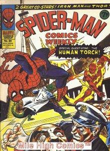 SPIDER-MAN WEEKLY  (#229-230) (UK MAG) (1973 Series) #94 Fine