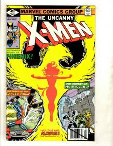 (Uncanny) X-Men # 125 NM- Marvel Comic Book Cyclops Beast Iceman Wolverine GK4