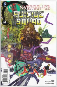 Convergence  : Suicide Squad #2 of 2 VF