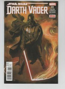 DARTH VADER (2014 MARVEL) #11 NM- AGGTX4