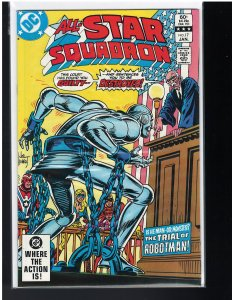 All-Star Squadron #17 (DC, 1983) NM-