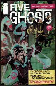 Five Ghosts #3 (May 2013) 9.4 NM