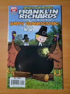 Franklin Richards: Happy Franksgiving #1 One-Shot ~ NEAR MINT NM ~ 2007 Marvel