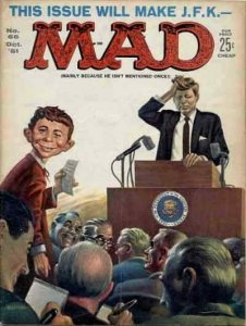 Mad #66 VG; E.C | low grade comic - save on shipping - details inside