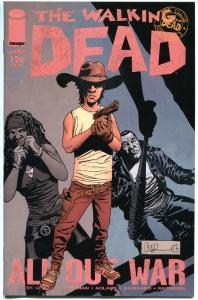 WALKING DEAD #126, NM, Zombies, Horror, Kirkman, 2003, more TWD in store
