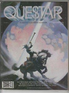 QUESTAR #9 VG+ A01466
