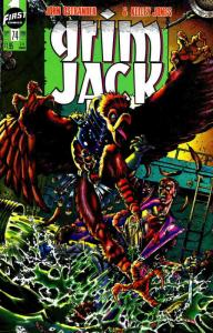 Grimjack #74 VF/NM; First | save on shipping - details inside
