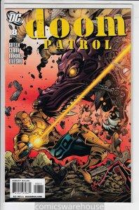 DOOM PATROL (2009 DC) #8 NM A12863