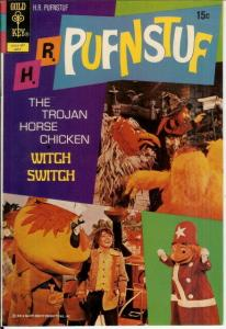 HR PUFNSTUF (1970-1972 GK) 8 F-VF HIT TV SHOW July 1972 COMICS BOOK