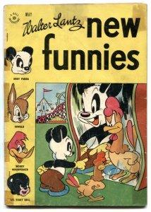 New Funnies #111 1946- Woody Woodpecker FR