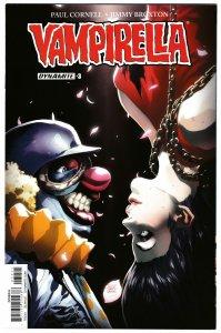 Vampirella #3 Cvr A (Dynamite, 2017) NM