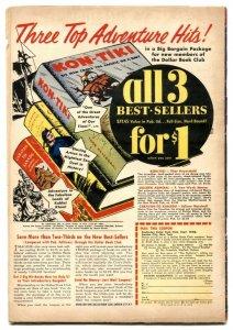 Katy Keene #14 1954- Paperdolls- Cactus thanksgiving cover- POOR