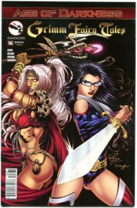 GRIMM FAIRY TALES #96,  VF+, 2005, Good girl, Age of Darkness, more GFT in store