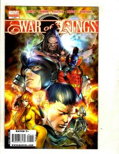 War Of Kings Complete DC Comics LTD Series # 1 2 3 4 5 6 NM Range Avengers SM8