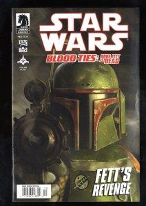 Star Wars: Blood Ties - Boba Fett is Dead #4 VF- 7.5