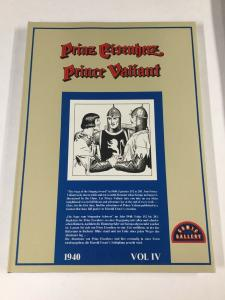 Prince Valiant Prinz Eisenherz Hardcover Comic Gallery English German Volume 4