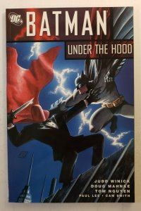 BATMAN UNDER THE HOOD VOL.1 FIRST PRINT TPB SOFT COVER GRAPHIC NOVEL NM