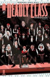 DEADLY CLASS (2013 IMAGE) #41 PRESALE-10/30