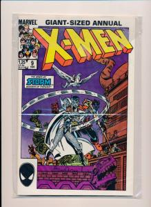 Marvel Giant Sized Annual X-MEN #9 1985 Saga of Storm  VF/NM (SRU699)