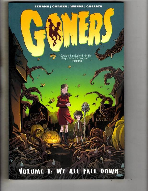 Goners We All Fall Down Vol 1 Image Comics Graphic Novel
