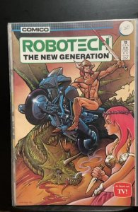 Robotech: The New Generation #13 (1987)