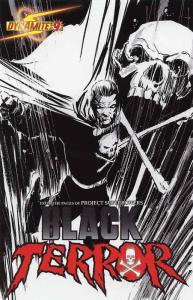 Black Terror (Dynamite) #9B VF/NM; Dynamite | save on shipping - details inside