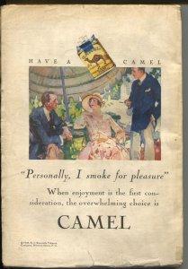 Love Story 8/4/1927-pulp romance-Aimee Austin-Sunday's Child-VG