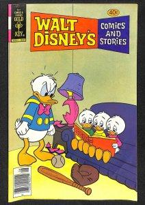 Walt Disney's Comics & Stories #467 (1979)
