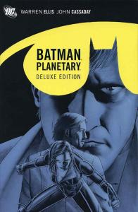 Planetary/Batman: Night on Earth HC #1 VF/NM; DC | save on shipping - details in