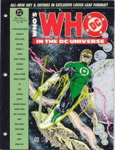 Who's Who in the DC Universe #3 FN; DC | save on shipping - details inside