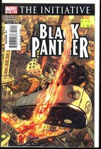Black Panther #27 (2007)