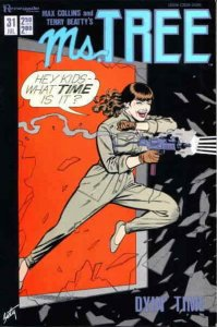 Ms. Tree #31 VF/NM; Renegade   save on shipping - details inside