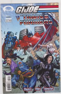 G.I. Joe vs. The Transformers #3 (2003)