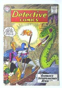 Detective Comics (1937 series) #282, Good- (Actual scan)