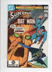 WORLD'S FINEST #291, VF+, Batman, Superman, Stalagron, 1941 1983, more in store