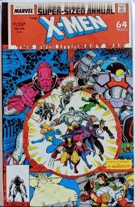 X-Men Annual #12 (1988) SAVAGE LAND/KAZAR SPEC! KAZAR'S SON