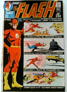 Flash #205 DC 1971 VF+ Bronze Age 1st Printing Comic Book