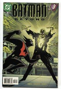 BATMAN BEYOND #3 DC comic book 1999